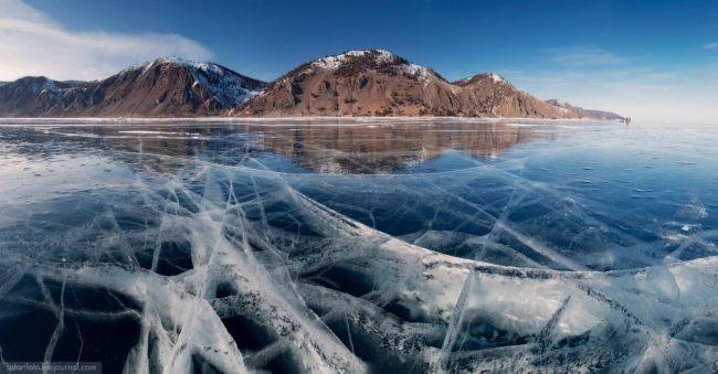Озеро Байкал на фото