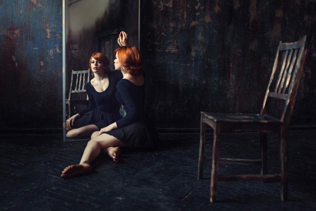 Зеркала и суженый ряженый