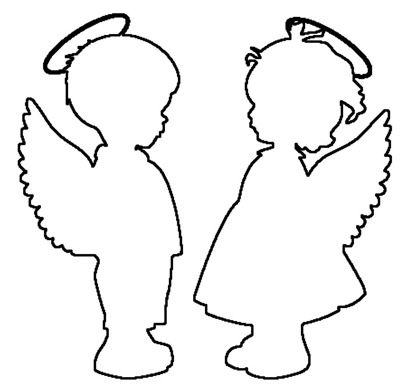 Ангелочек картинка