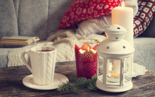 новогодний уют