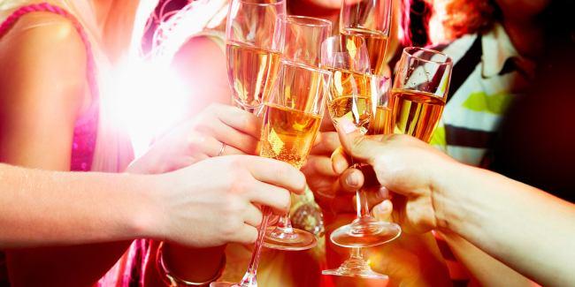 Исполнить мечту на шампанском
