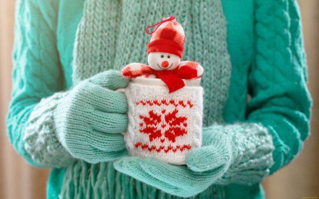 Снеговик на желание