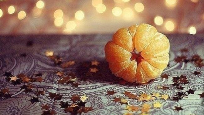 Волшебная мандаринка