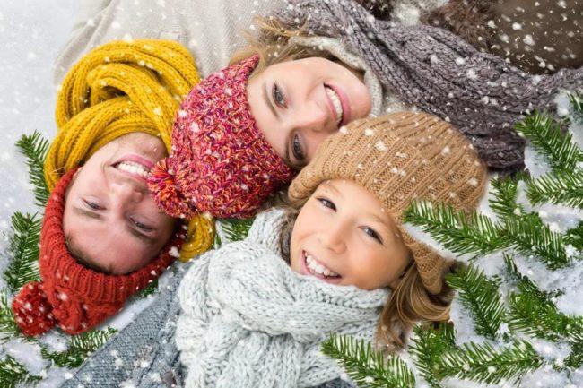 Сценарий Нового года дома в кругу семьи для детей и взрослых