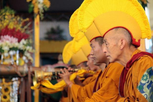 Новый год Буддийский