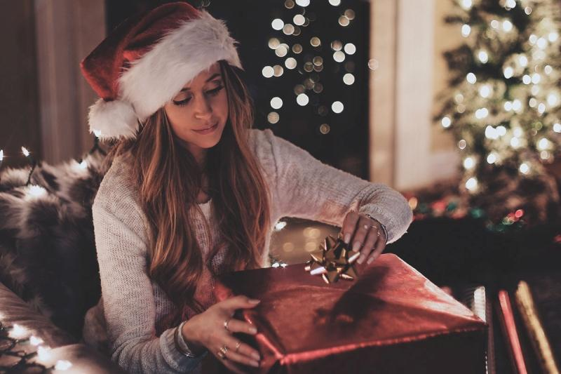 Новый год 2022 и приятные сюрпризы для милых дам