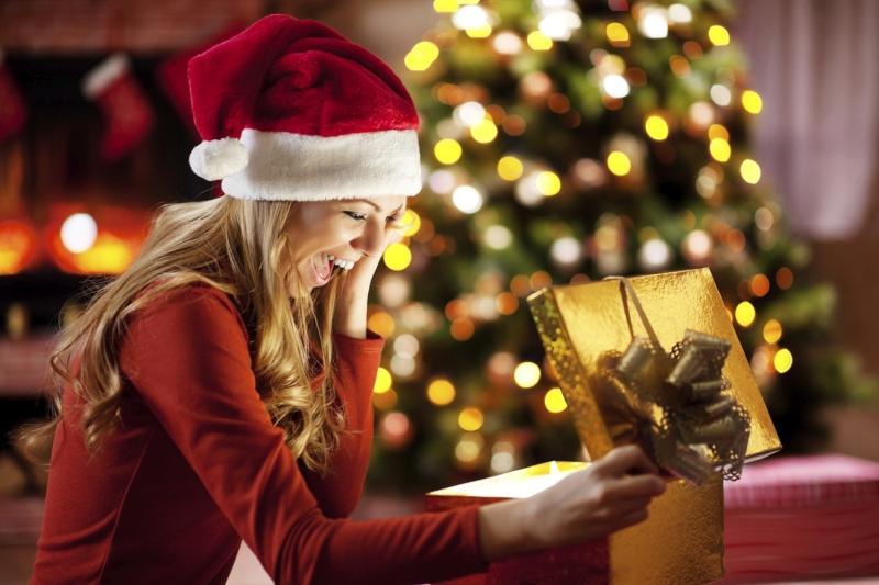 Идеи женских новогодних подарков