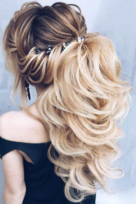 аксессуары для длинных волос