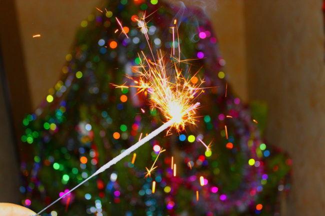 Музыкальный сценарий на новый год