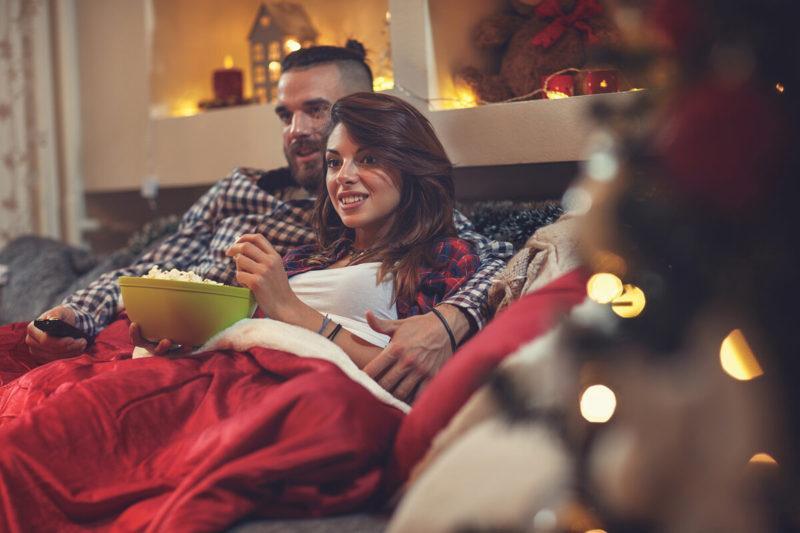Список новогодних и рождественских фильмов