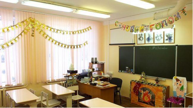 идеи для учеников и учителей на Новый год