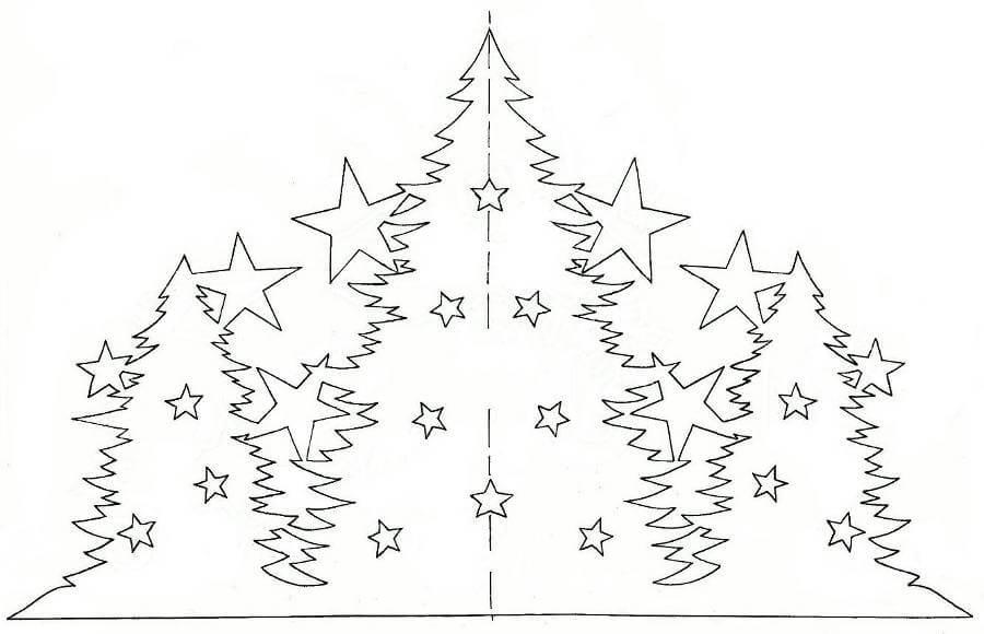 Новогодние украшения своими руками схема фото 305