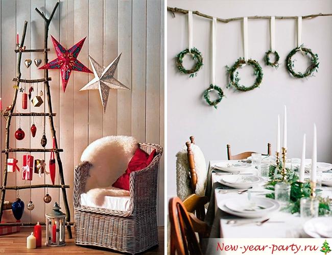 Рождественская стена