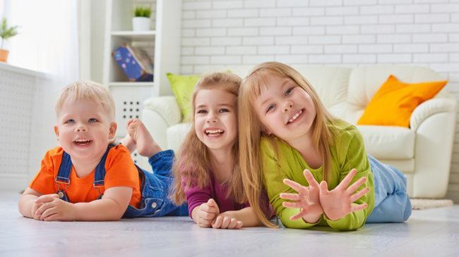 Беспроигрышная Новогодняя лотерея для детишек