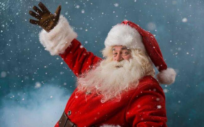 Видео-поздравление от Деда Мороза с Новым годом 2019