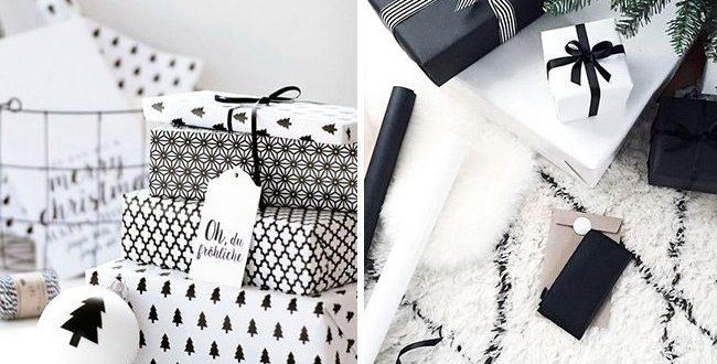 Черно-белое оформление