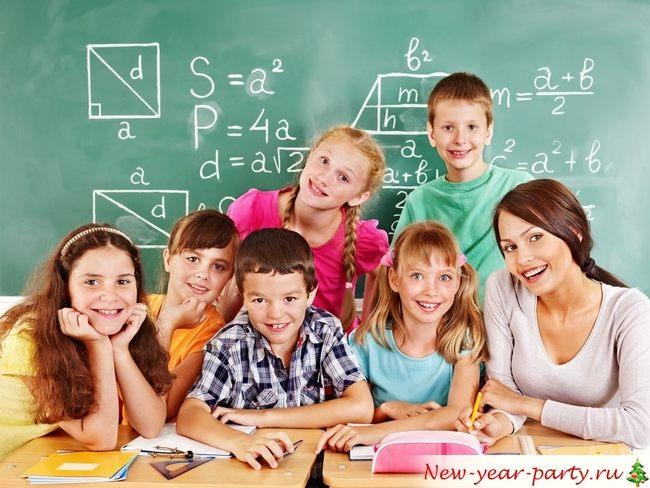 Что подарить классу на Новый год?