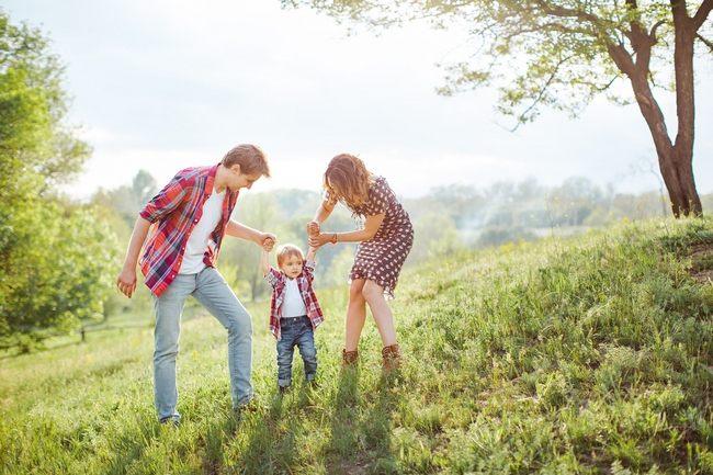 Семейные отношения у козерогов