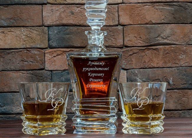Дорогой алкоголь - лучший подарок мужчине