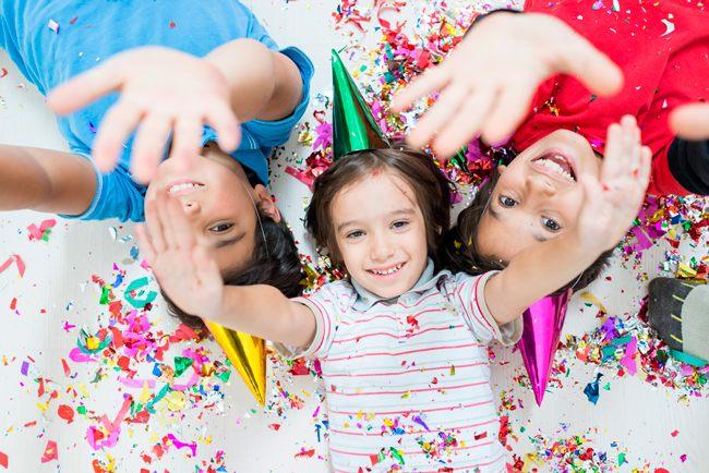 Новогодние приключения для детей