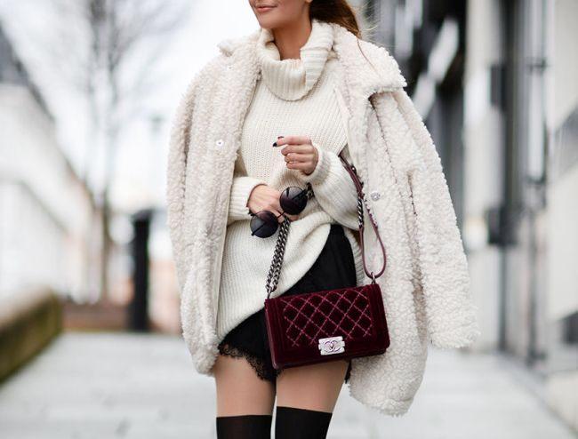 Уютный свитер