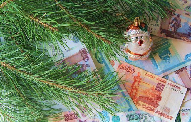 Гадания в новый год на деньги