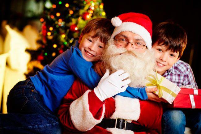 Стихи для Деда Мороза для детей 3-4 лет
