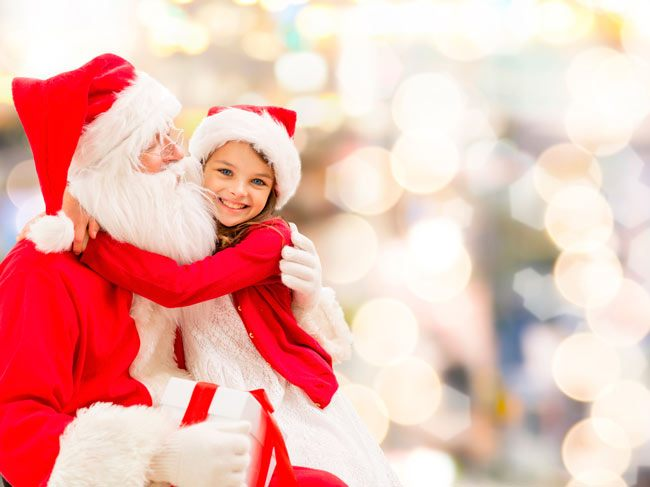 Стихи для Деда Мороза от ребенка 5-6 лет