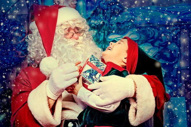 Стихотворения от детей 2-3 лет для Деду Морозу