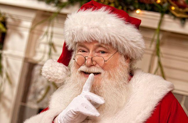 Стихи Деду Морозу от взрослых