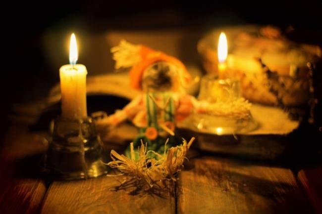 Новогодние гадания на суженого-ряженого