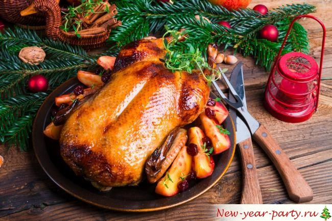 Мясные блюда на год Крысы