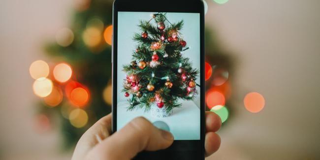 Рождественские смс в стихах