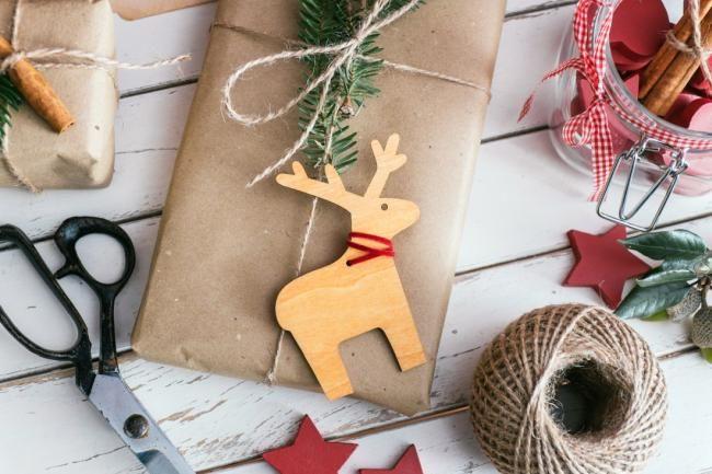 Новогодние подарки и сувениры своими руками