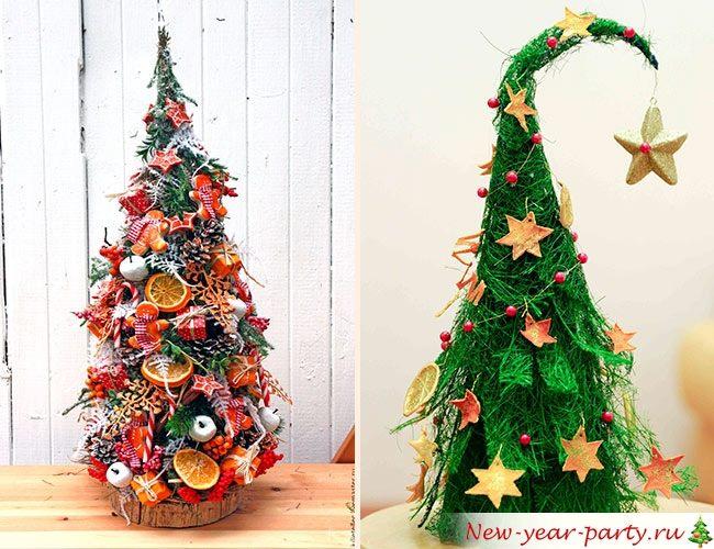 Новогодние приметы про елку