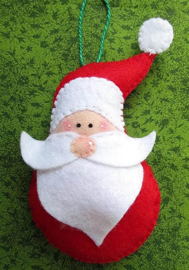 Дед Мороз своими руками в школу
