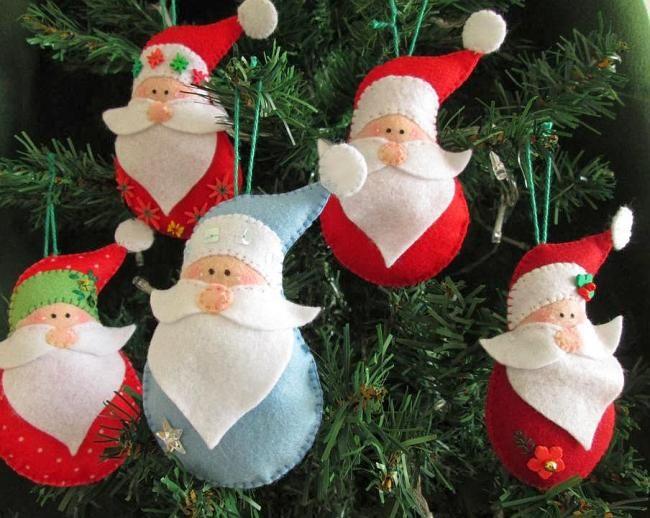 Санта-клаусы в детский сад