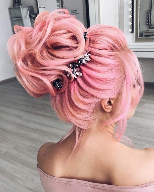 украшения для волос на год Быка