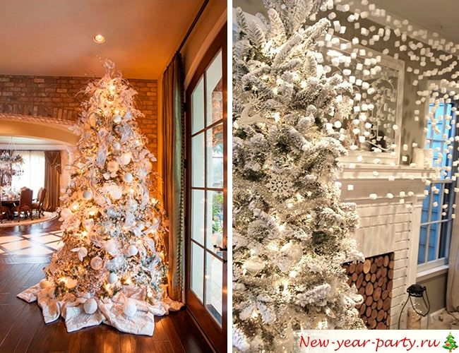 Красивые елки