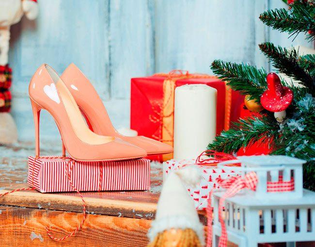 Модные туфли на Новый год 2022