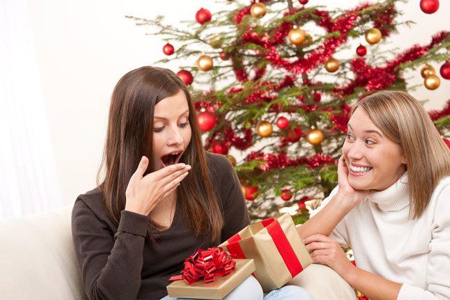 Новогодний подарок с юмором