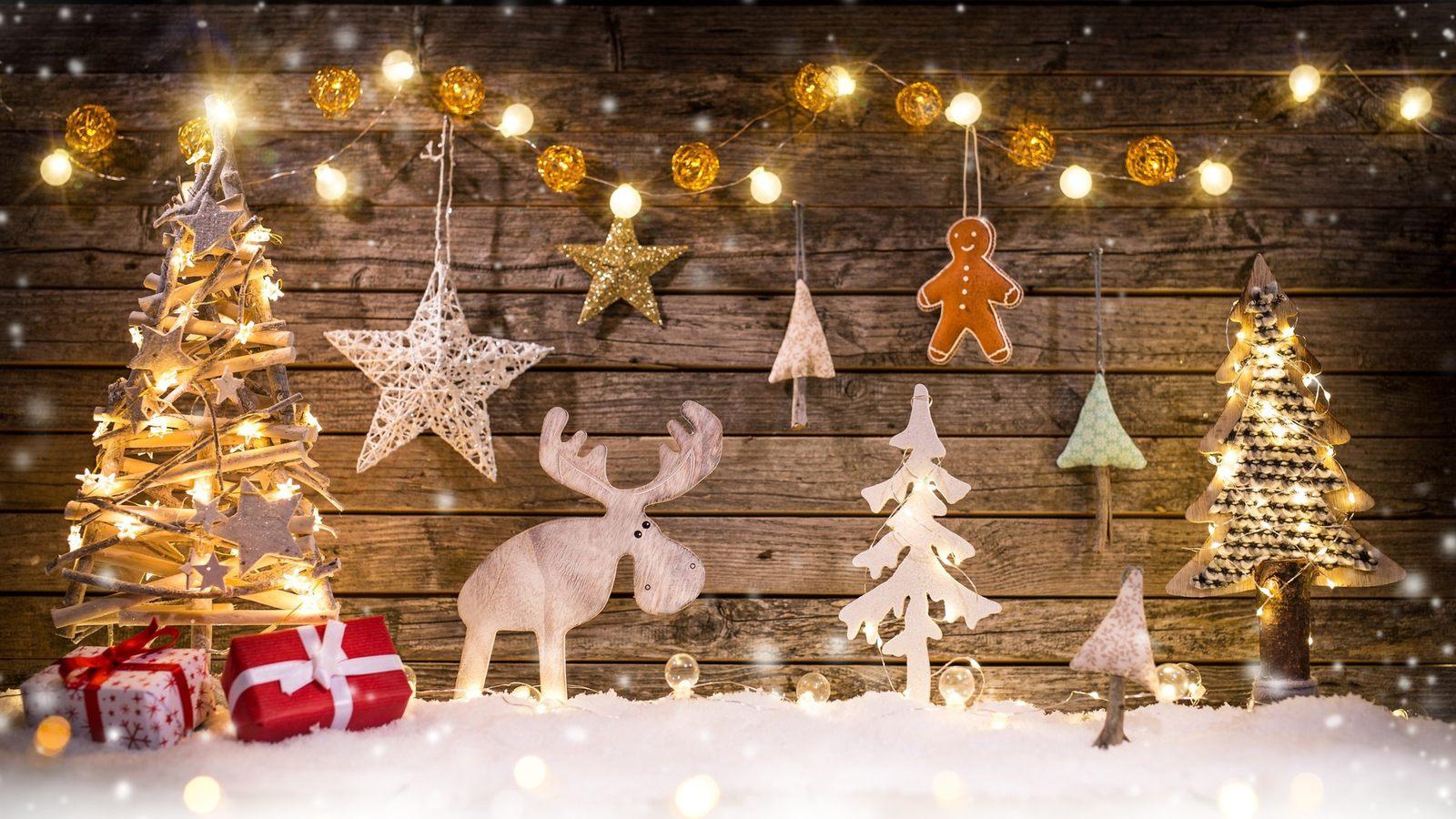 """Обои """"Зима и Новый год"""" на рабочий стол: самые яркие! Время Обои Рабочий Стол"""