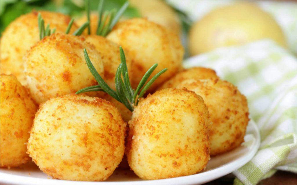 Как приготовить оригинально картошку на Новый год