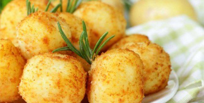 Как приготовить вкусно картошку на Новый год