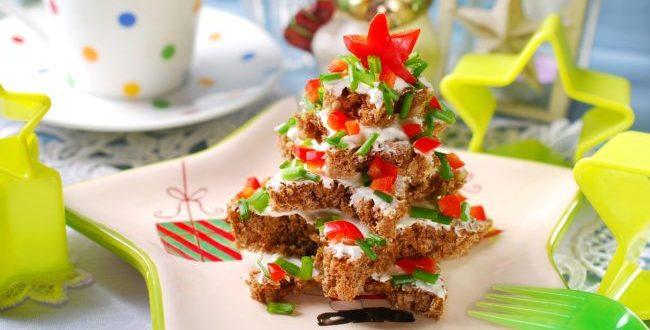 Бутерброды на Новый год 2020 рецепты