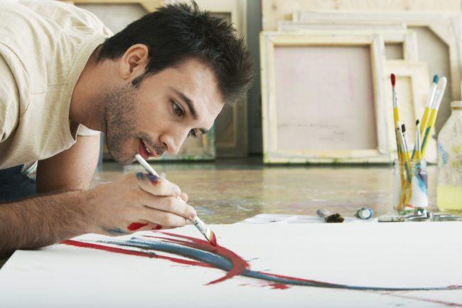 Для творческих мужчин