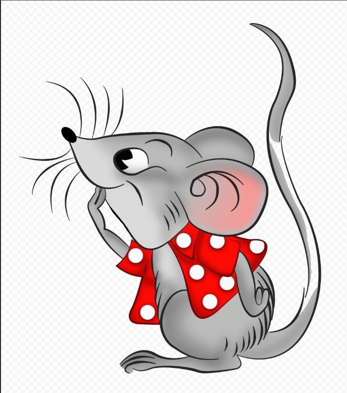 Новогодняя Крыса: картинки на год Крысы 2020