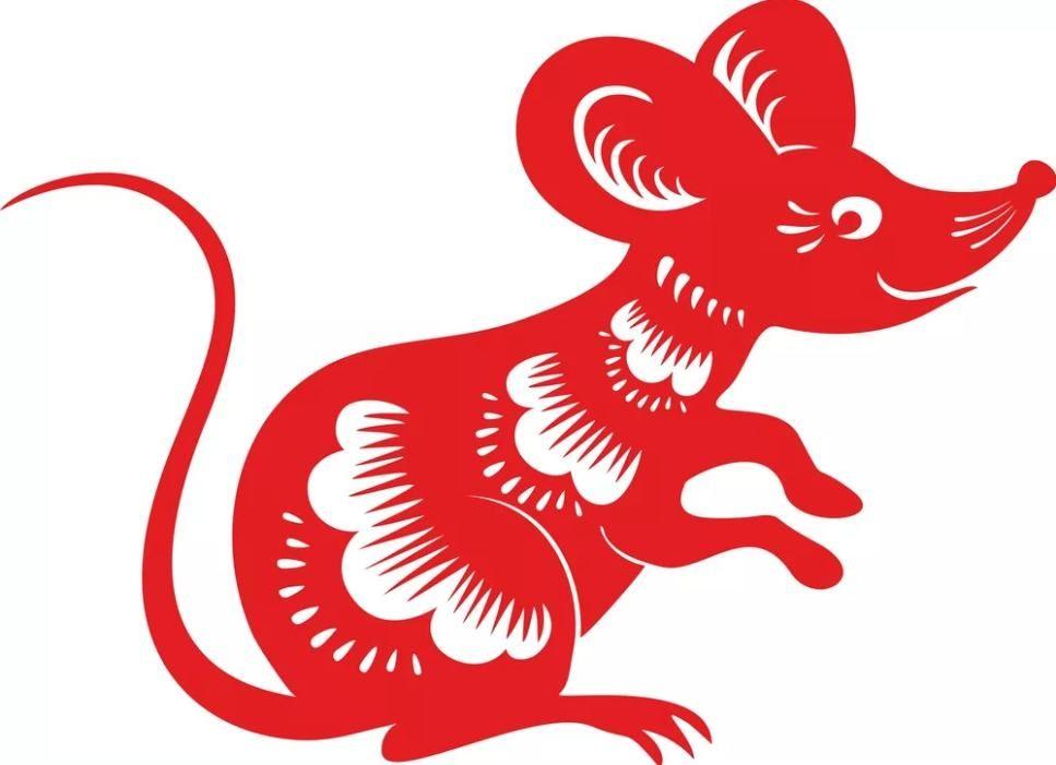 Вырезаем крысу