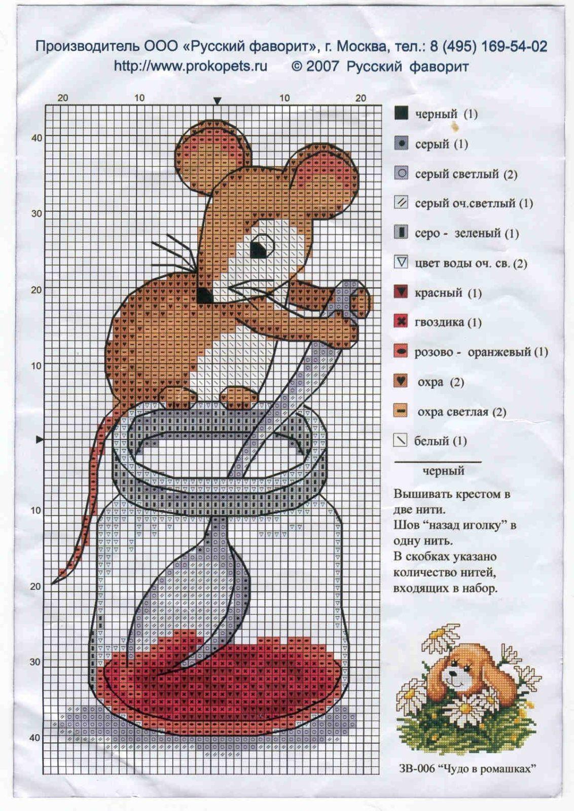 Крыса на новый год