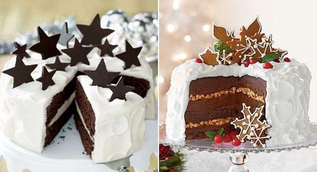 С шоколадными звездами